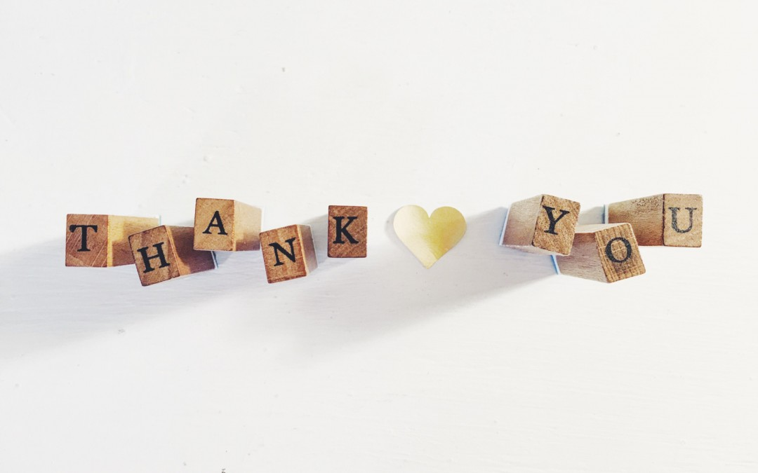 Giving Thanks With Your Estate Plan
